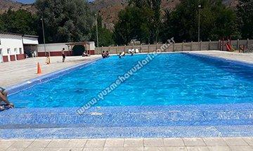 Gümüşdamla Yüzme Havuzu