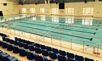 Gümüşhane Üniversitesi Yarı Olimpik Yüzme Havuzu